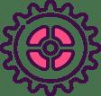 tandwiel icoon